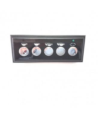 Toetsenbox 5 buttons