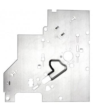Metalen plaat chassis